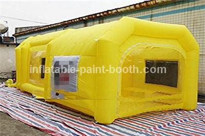 Portable Paint Booth >> Outdoor Inflatable painting Spray Booth Tent Portable Paint Booth